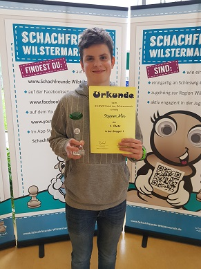Sieger Nico Stappen