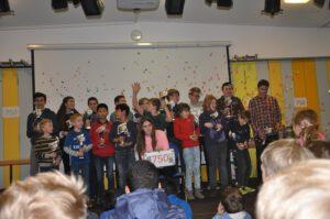 9 Alstertaler JHTurnier U16 Sieger